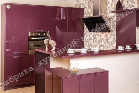 Кухонный гарнитур Николь purple