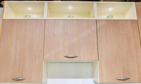 Мебель для кухни Амелия корица